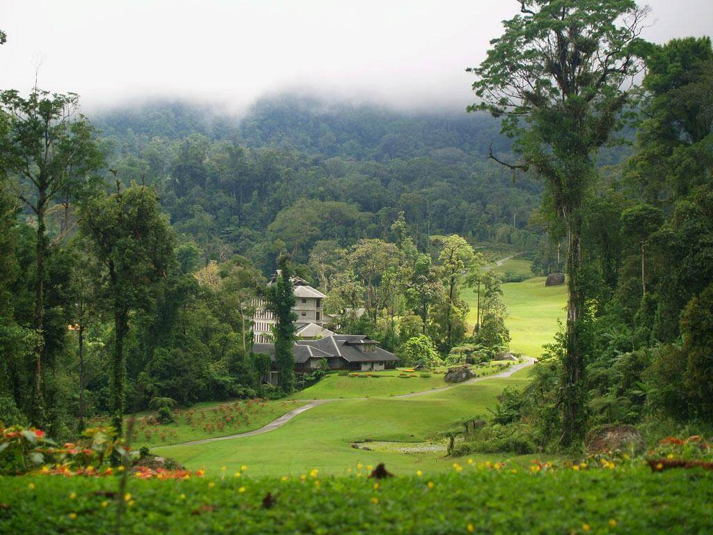 Golf picture of borneo highlands resort kuching tripadvisor - Gallery