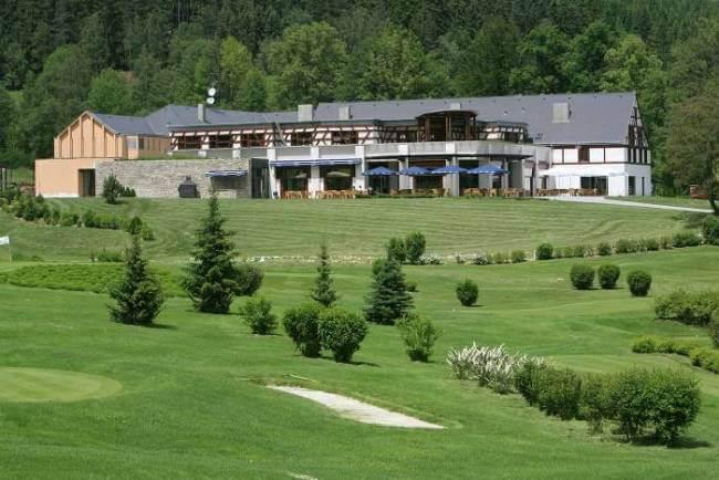 Hotel Golf Resort Cihelny